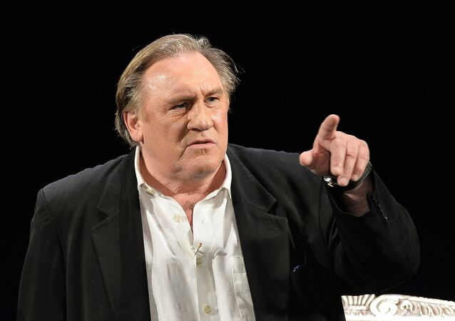 Gérard Depardieu, archives