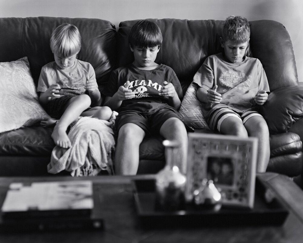 La vie sans smartphone