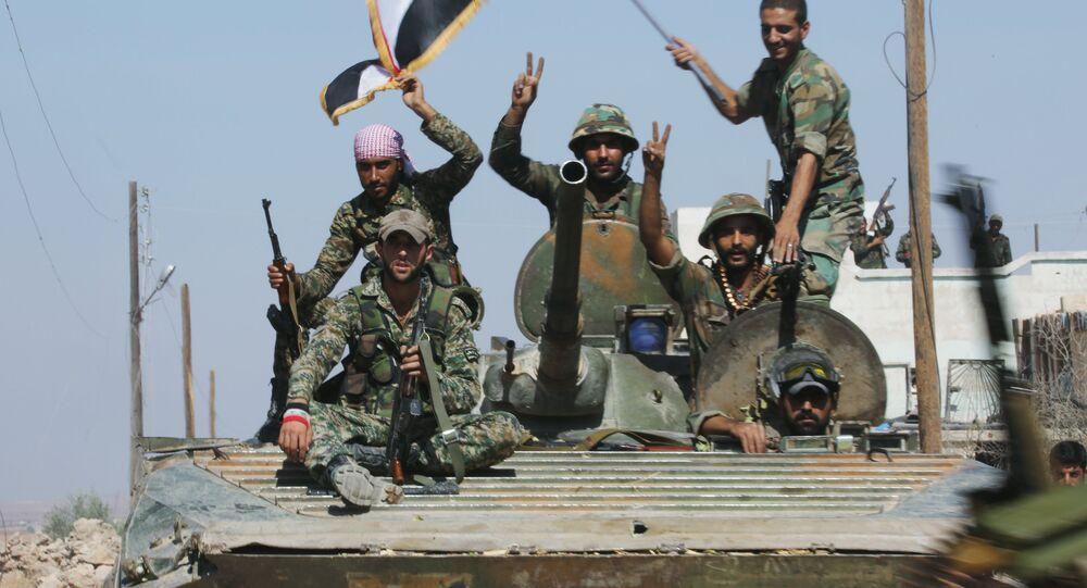 Syrie: l'armée gouvernementale lance une offensive au sud d'Alep