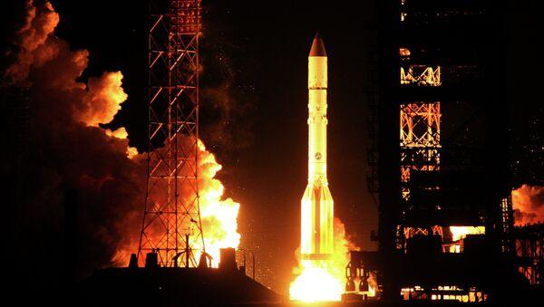 lanceur Proton - Sputnik France