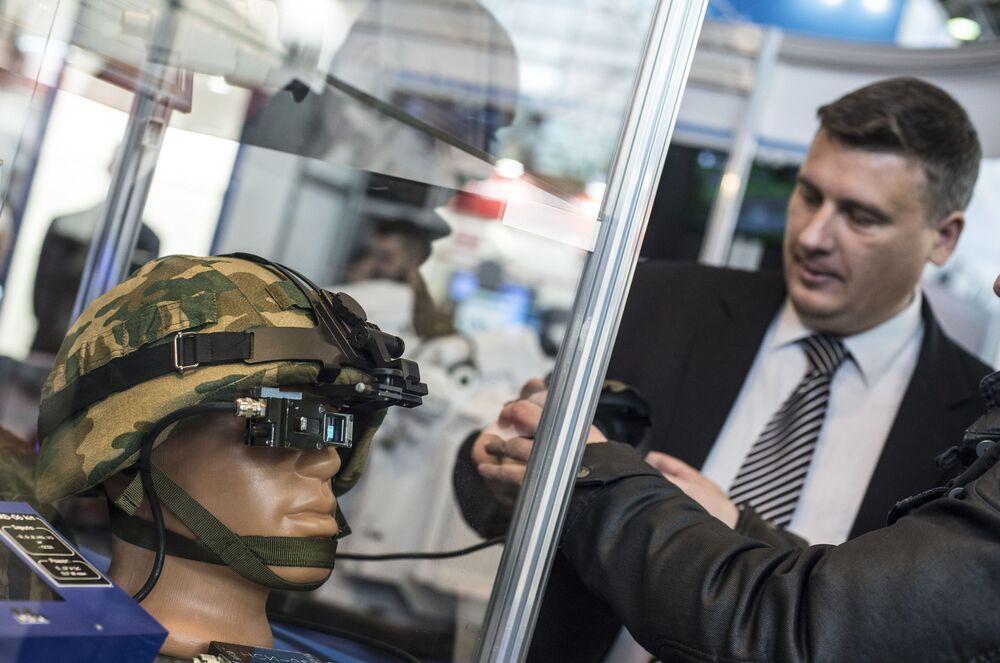 Interpolitex 2015 à Moscou