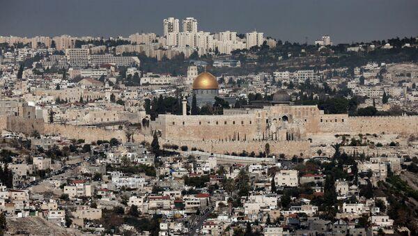 Mont du Temple à Jérusalem - Sputnik France