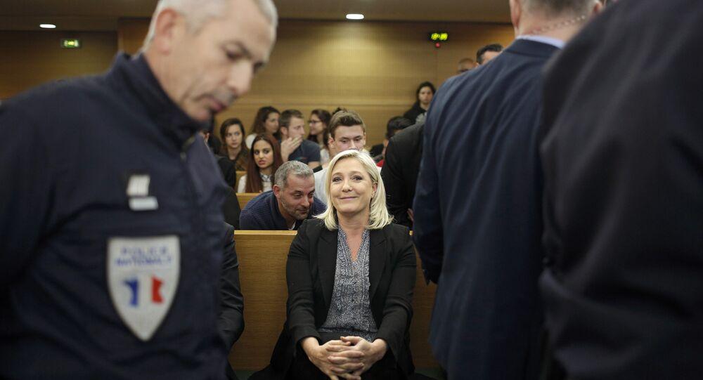 Procès Marine Le Pen