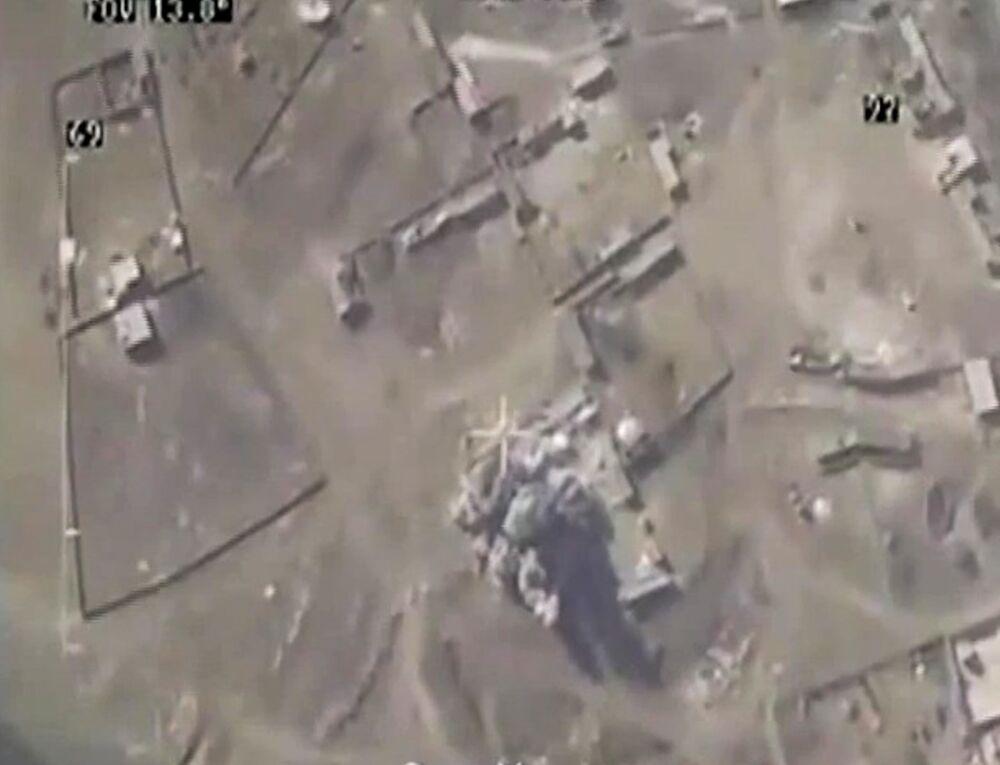 Syrie: l'aviation russe interrompt une réunion entre terroristes