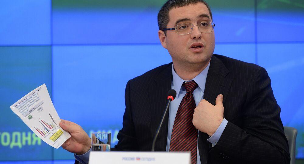 Renato Oussaty, leader de l'opposition