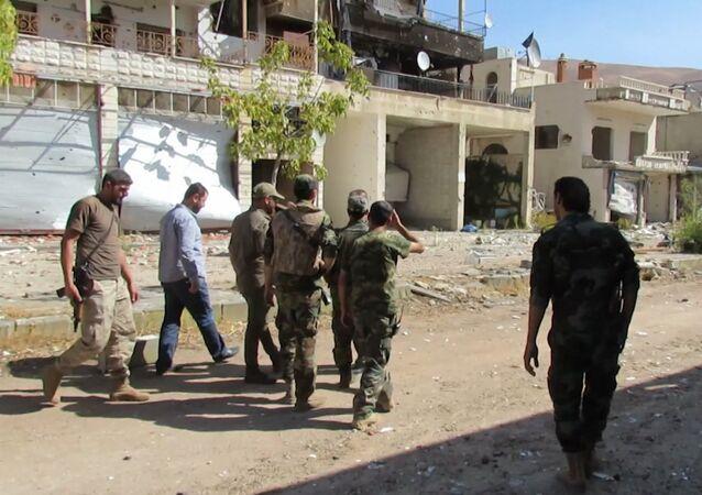 Syrie: la ville de Zabadani libérée par l'armée gouvernementale