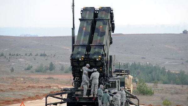 Système de missiles US Patriot - Sputnik France