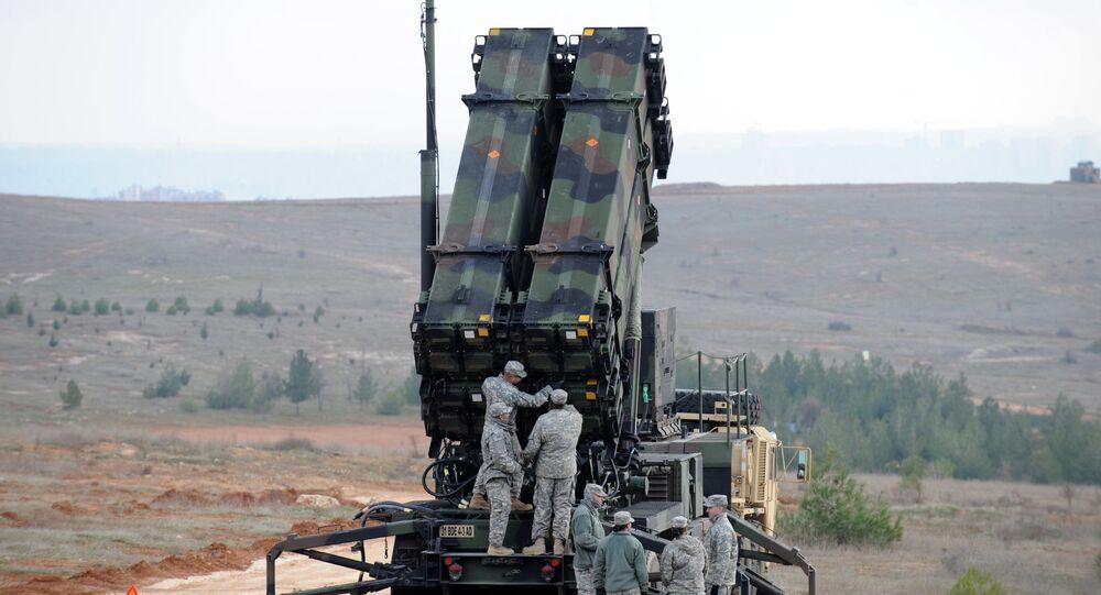 Missiles antimissiles américains Patriot