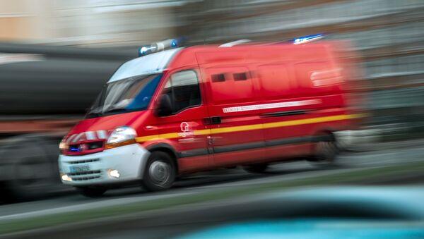 camion de pompiers, image d`illustration - Sputnik France