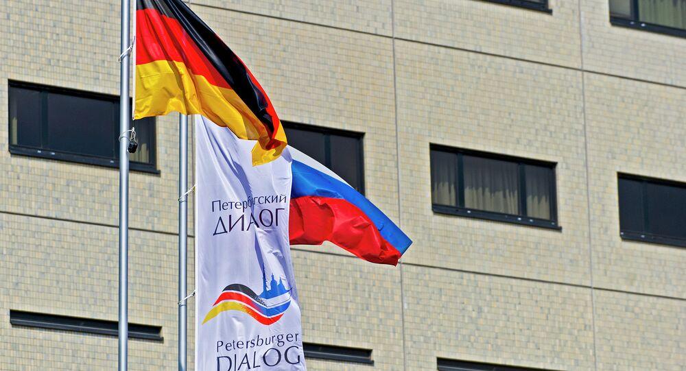 Russie-Allemagne: le Dialogue de Saint-Pétersbourg reprend des couleurs