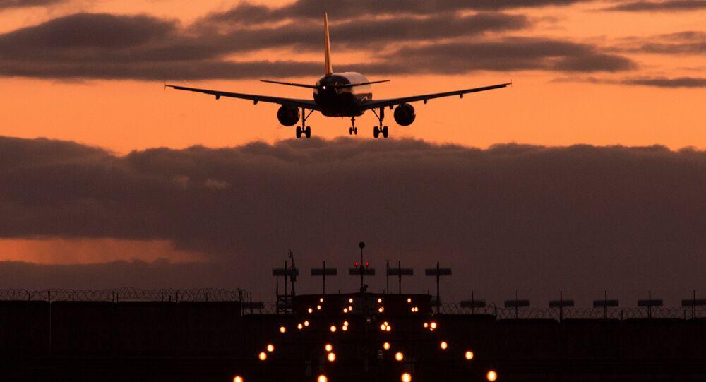 Avion. Image d'illustration