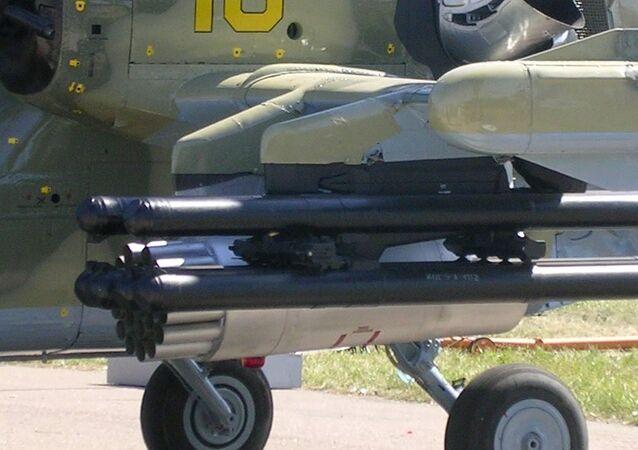 Missiles Vikhr