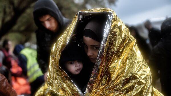 Enfants réfugiés disparus en Europe, le problème devient catastrophique - Sputnik France