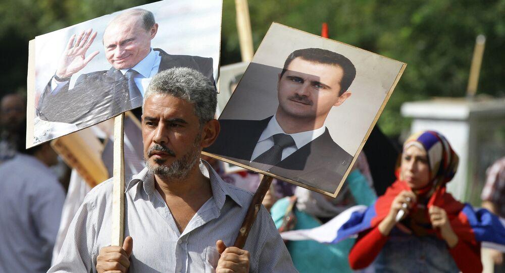 Un Syrien