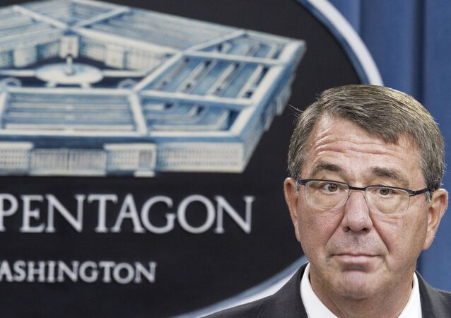 Ashton Carter, ministre de la défense américain