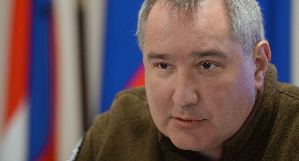 Dmitri Rogozine