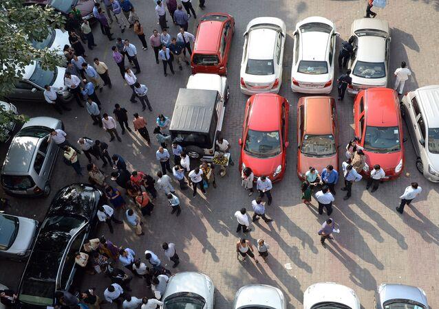 L'Inde interdit les voitures de luxe au diesel