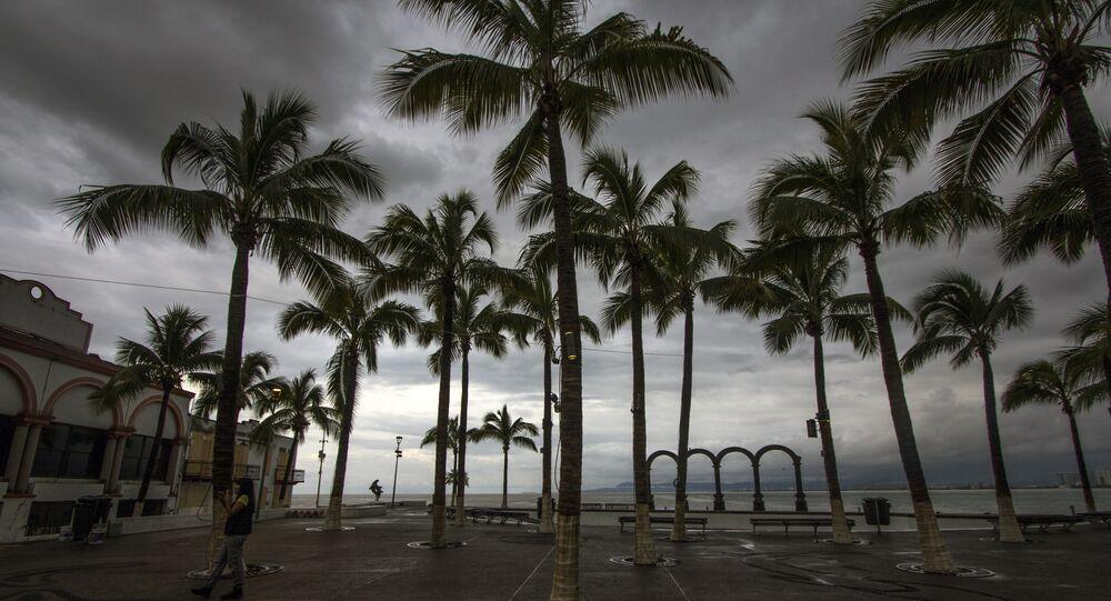 Un ouragan interrompt les entraînements à Rio