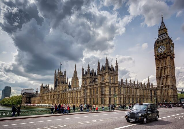 Parlement, Londres