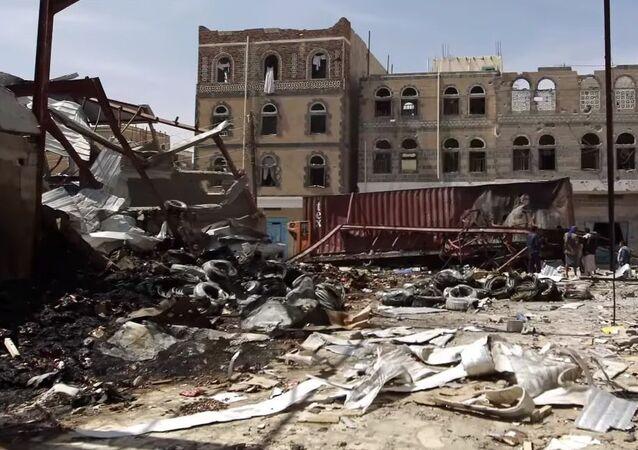 L'hôpital de MSF au Yémen