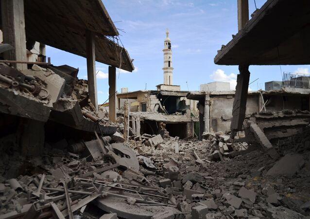 Homs, Syrie