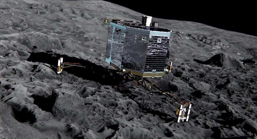Le module Philae