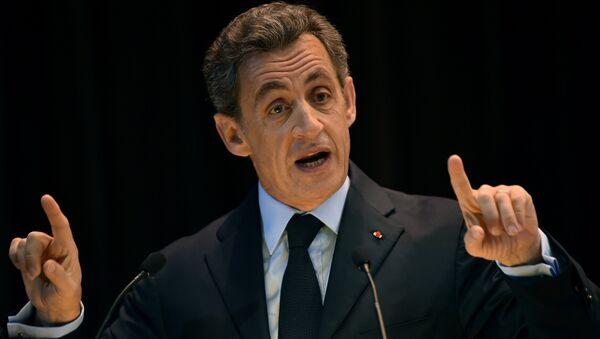 Nicolas Sarkozy, l'Institut des relations internationales de Moscou (MGIMO) - Sputnik France