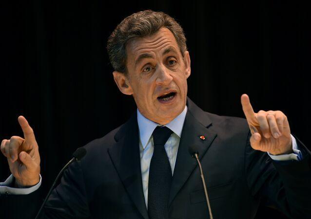 Nicolas Sarkozy, l'Institut des relations internationales de Moscou (MGIMO)