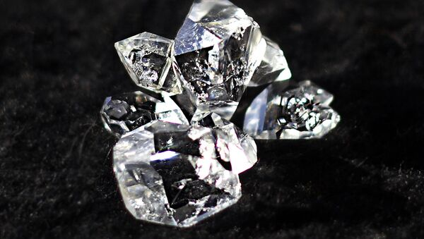 Diamants - Sputnik France