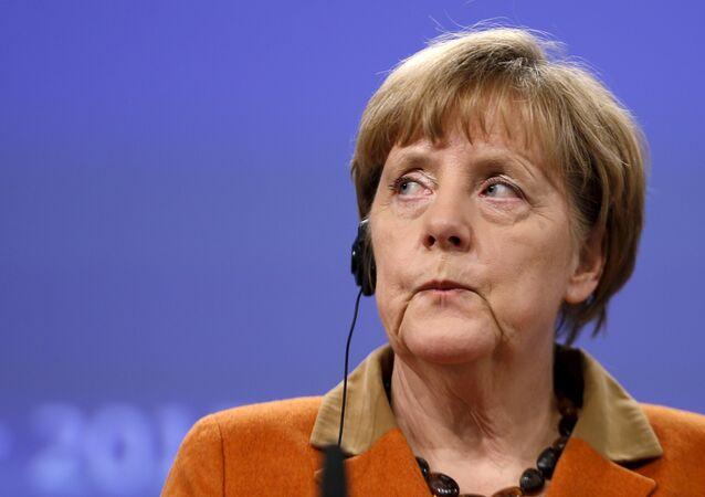 Les Allemands ne croient pas en Merkel