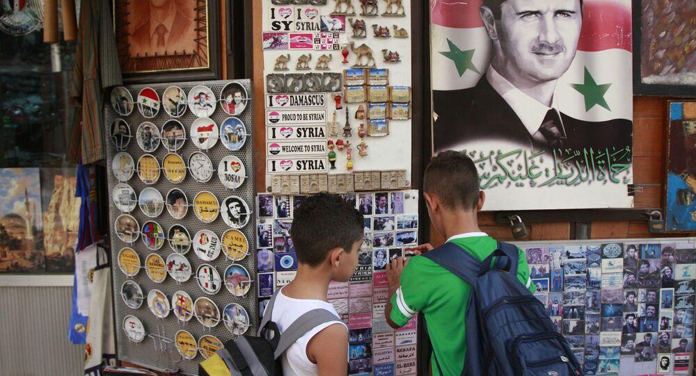 Damas s'insurge après les aveux de Trump — Assassinat d'el-Assad