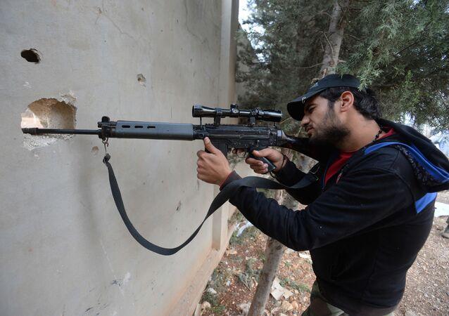L'armée syrienne reprend la ville de Talbiseh