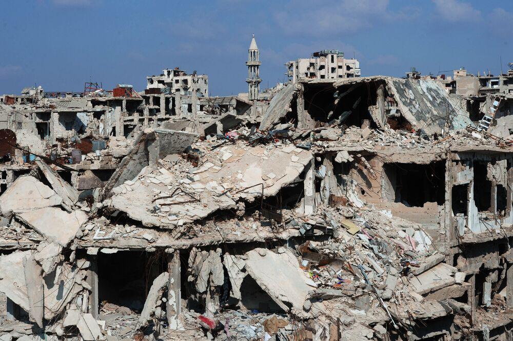 Syrie: les combats près de Homs
