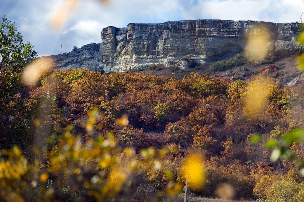 L'automne en Crimée
