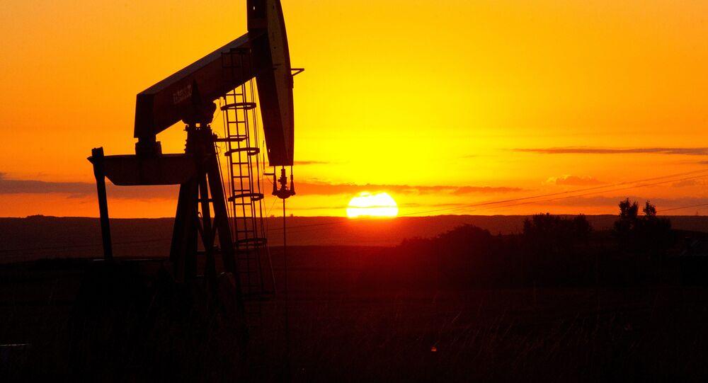 Pompe à huile, Dakota du Nord