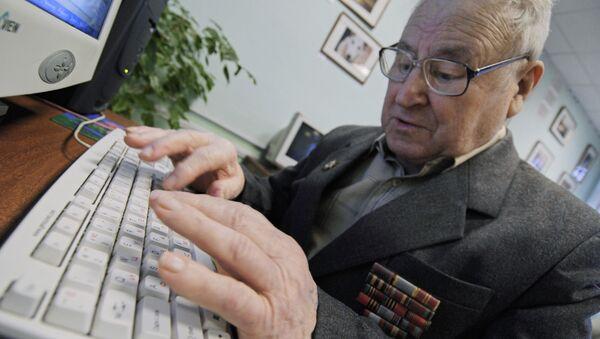 Apprendre le russe via Skype avec des retraités, c'est désormais possible - Sputnik France