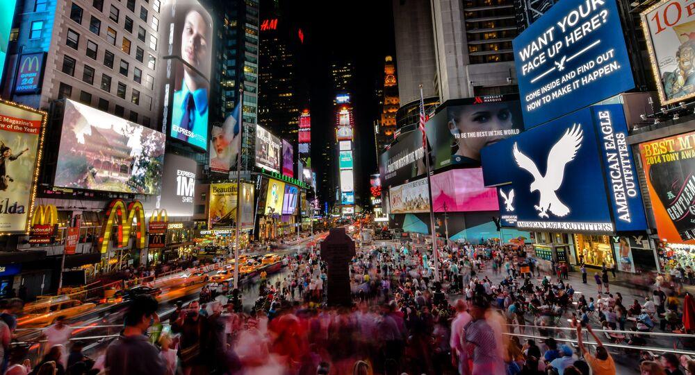 Américains,New York