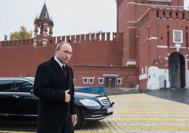 Poutine, l'homme le plus puissant du monde, selon Forbes