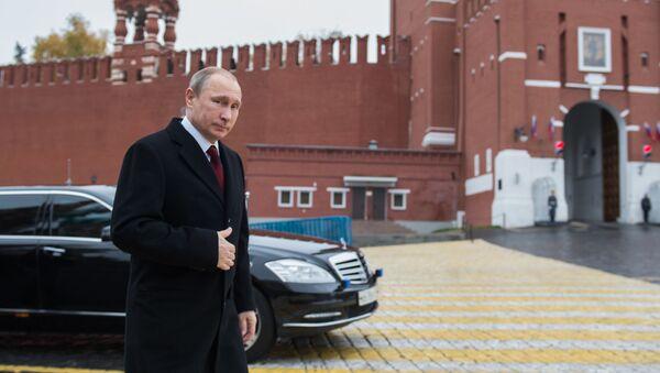 Poutine, l'homme le plus puissant du monde, selon Forbes - Sputnik France