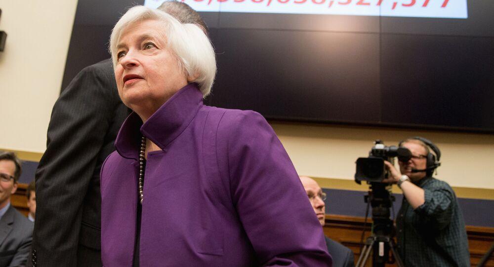 Janet Yellen, ex-présidente de la Réserve fédérale des États-Unis