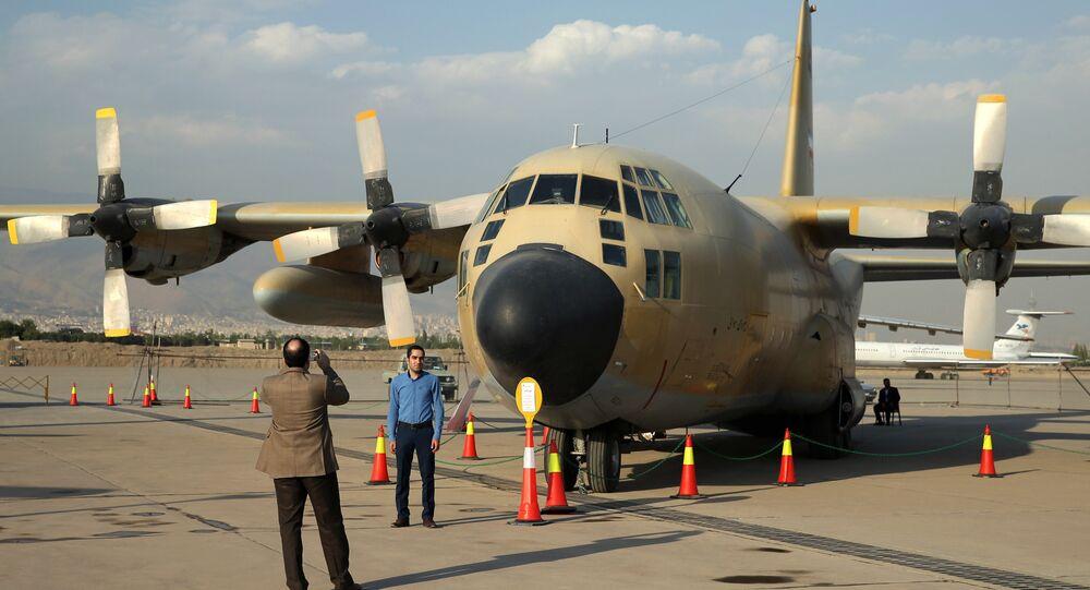 Hercules C-130 iranien