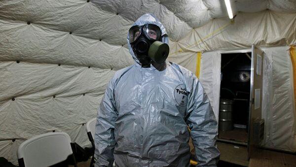 armes chimiques - Sputnik France