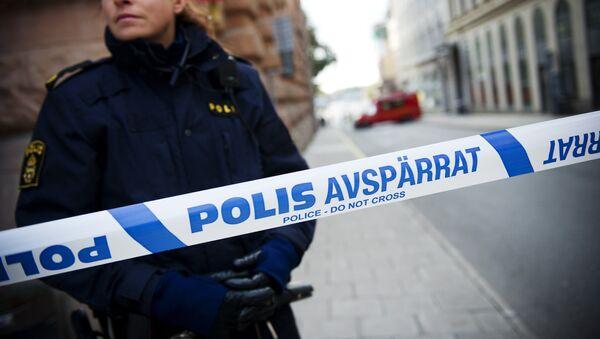 La police de Stockholm - Sputnik France