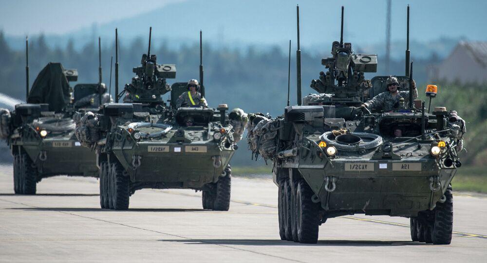 Véhicules de combat d'infanterie Stryker