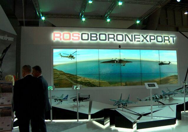 Salon Dubaï Airshow: la Russie présente ses armements