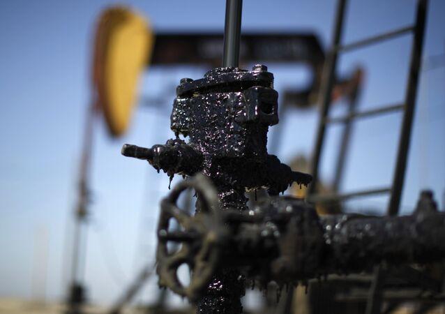 Production de pétrole (archives)