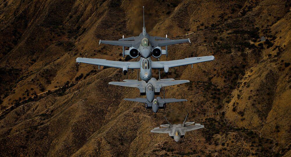 Aviation américaine