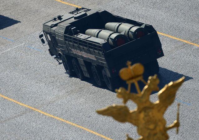 Système de missiles Iskander