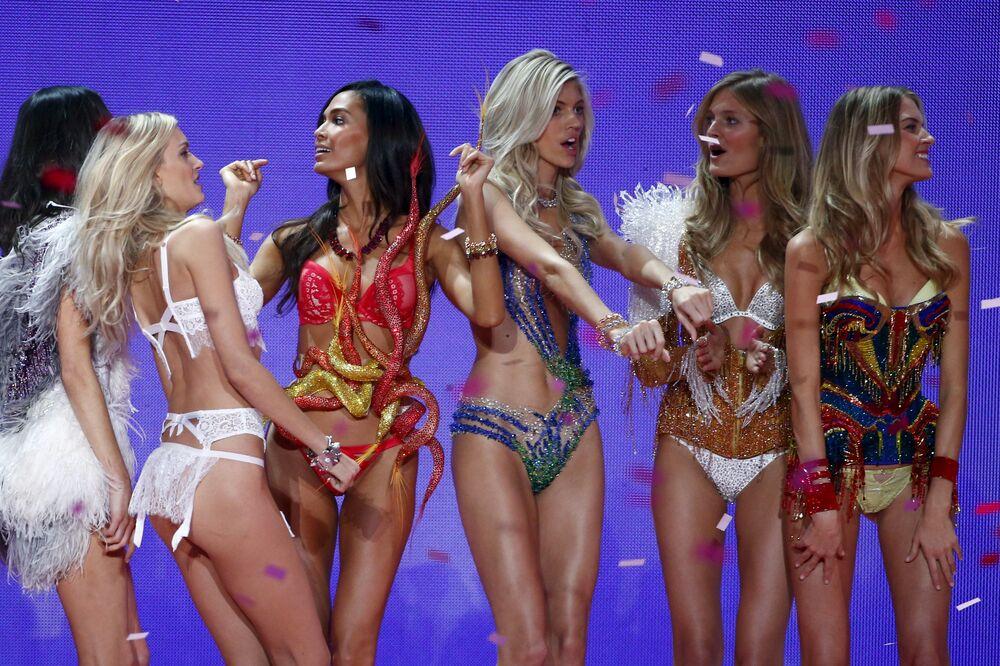 Le spectacle de Victoria's Secret
