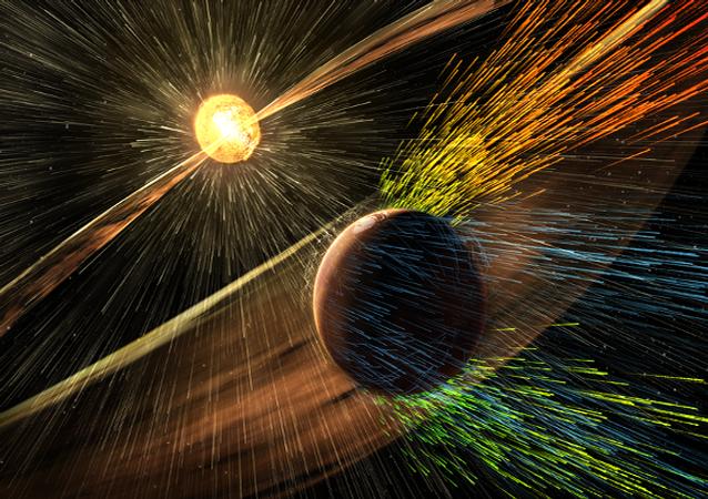 Les résultats de la sonde Maven sur l'atmosphère de Mars